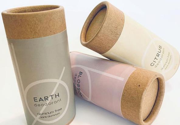 EARTH, BLOSSOM, & CITRUS: Incredible, Aluminum-Free Deodorants