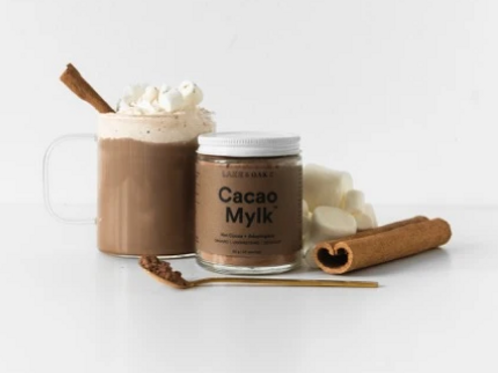 Lake & Oak Tea Co. Cacao Mylk