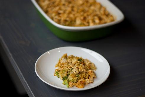 Healthy Chicken and Rice Casserole Recipe