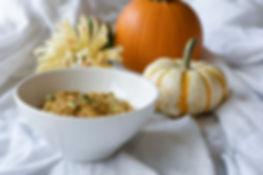 Healthy Fall Pumpkin Oatmeal Recipe