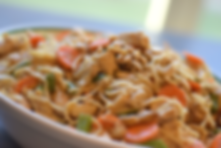 Peanut Thai Chicken Dish recipe