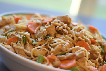 Peanut Thai Chicken Dish recipe