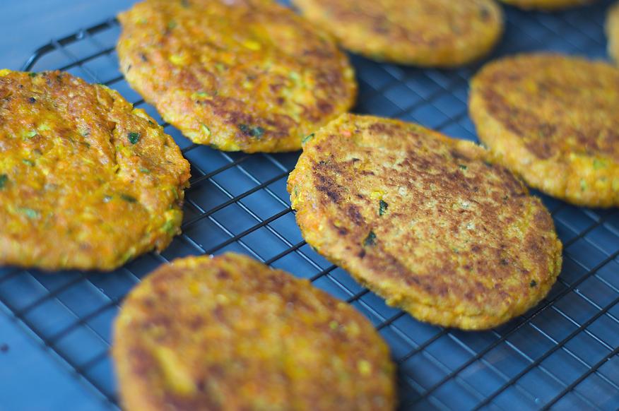 gluten free veggie burger recipe