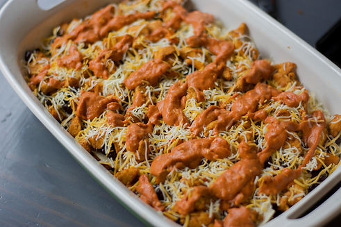 Healthy Enchilada Casserole Recipe
