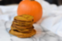 healthy whole wheat pumpkin pancakes recipe dairy free