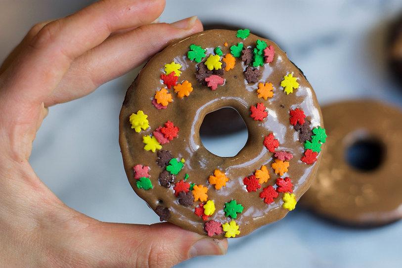 paleo chocolate doughnuts donuts recipe