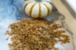 Healthy sugar free fall spice granola recipe gluten free sugar free