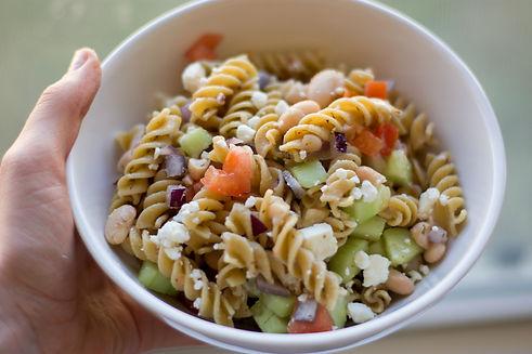 Healthy Greek Pasta Recipe