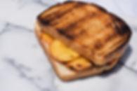 grilled peach and brie sandwich recipe