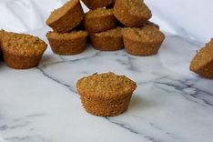 blondie bite muffin recipe gluten free nut free