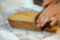 chocolate chip banana bread gluten free dairy free