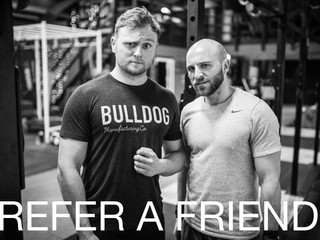 REFER A FRIEND & GET A MONTH FREE!