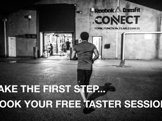 FREE taster session at CrossFit Connect