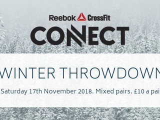 WINTER MIXED PAIRS THROWDOWN