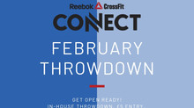 FEBRUARY THROWDOWN - GET OPEN READY!