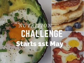 28 Day Nutrition Challenge