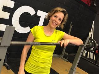 Read Sarah's CrossFit journey