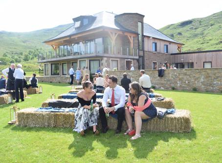 A Beautiful Barn Wedding