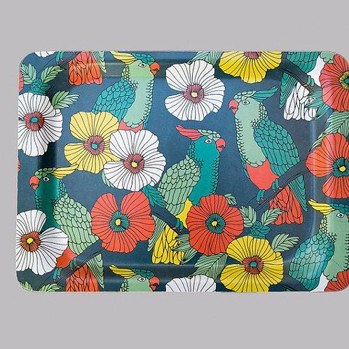 Vassoi Melamina   Piatti chic   African Vassoio   African trays   Vassoi design   Vassoi etnici   Pineapples   Fun trays
