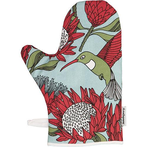 Protea Blue Oven Glove