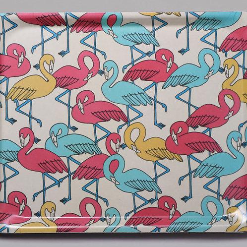 Flamingos | Cape2Milano | Milano | Vassoio in Melamina | Vogue italia | Elle decor