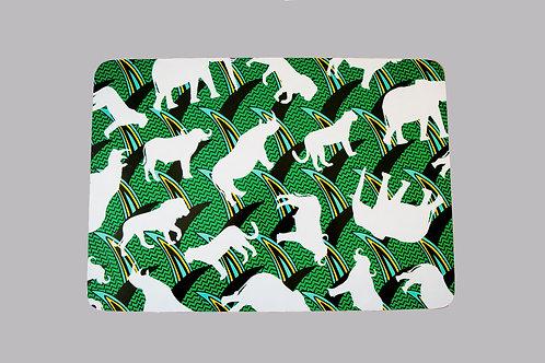 Tovaglietta | Melamina | Placemat | Arredamento | Interni | Design Africana | Prodotto in Sudafrica | Casa decor | Sudafrrica
