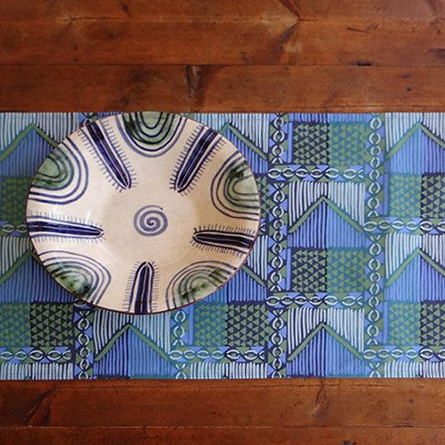 Afro Comb Noordhoek Blue Runner