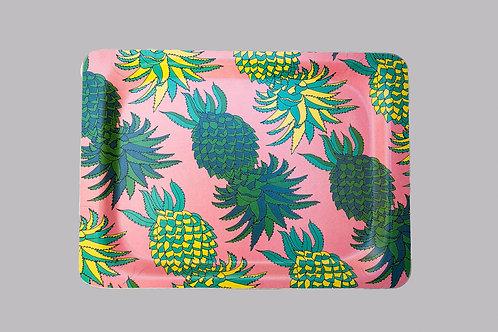 Vassoi Melamina | Piatti chic | African Vassoio | African trays | Vassoi design | Vassoi etnici | Pineapples | Fun trays