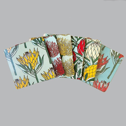 Protea Collection Coasters