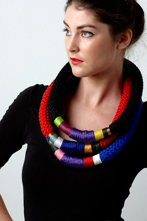 South African shop in Italy | rope jewellery | cape2milano | lombardia | collana sudafricana | design sudafricano