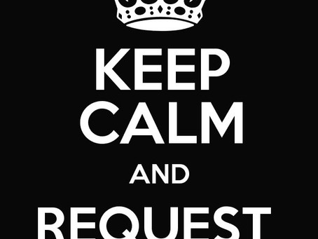 Request a Song feature is Now Live!