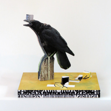 Basho's Crow and Cubes