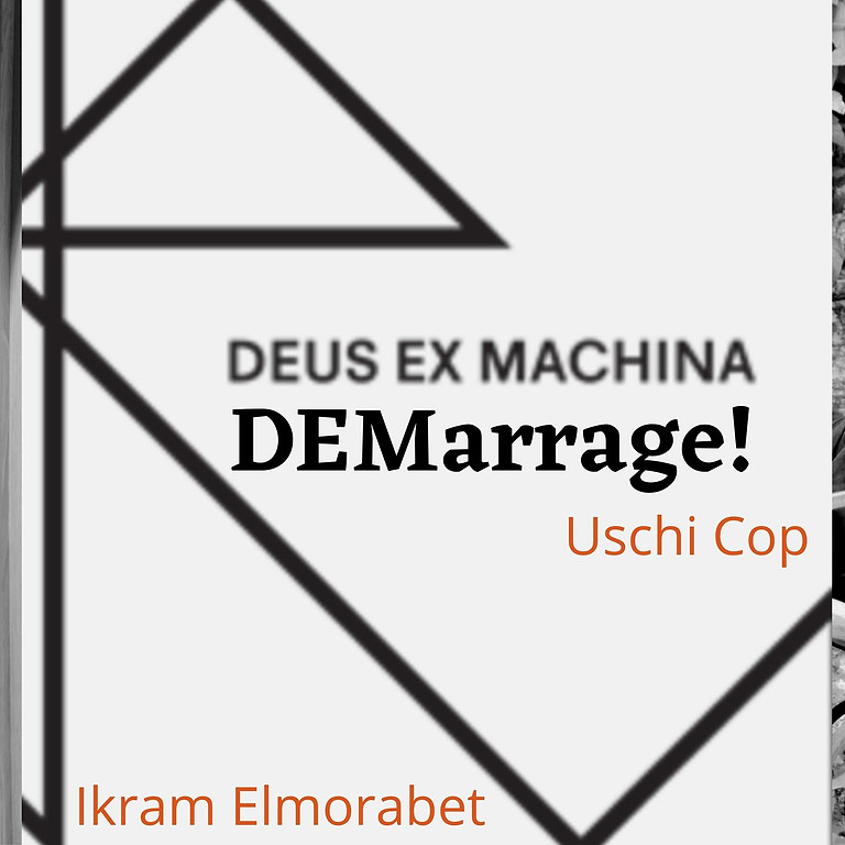 DEMarrage! Uschi Cop en Ikram Elmorabet