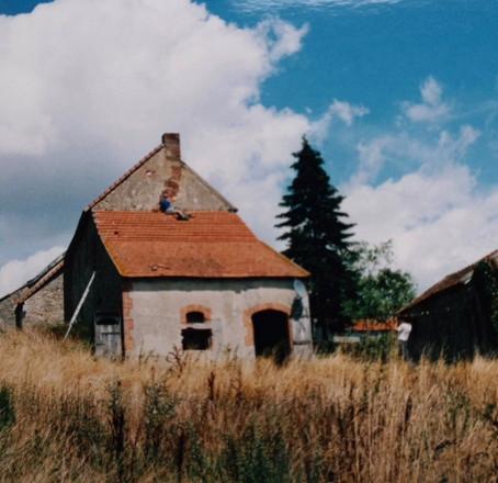 Het ferme boerderijtje
