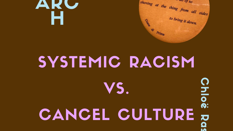 Systemic Racism Versus Cancel Culture: the Map and the Means