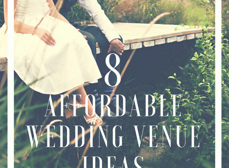 8 Affordable Wedding Venue Ideas