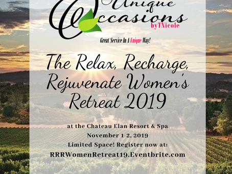 5 Reasons Why THIS Is The Women's Retreat For You