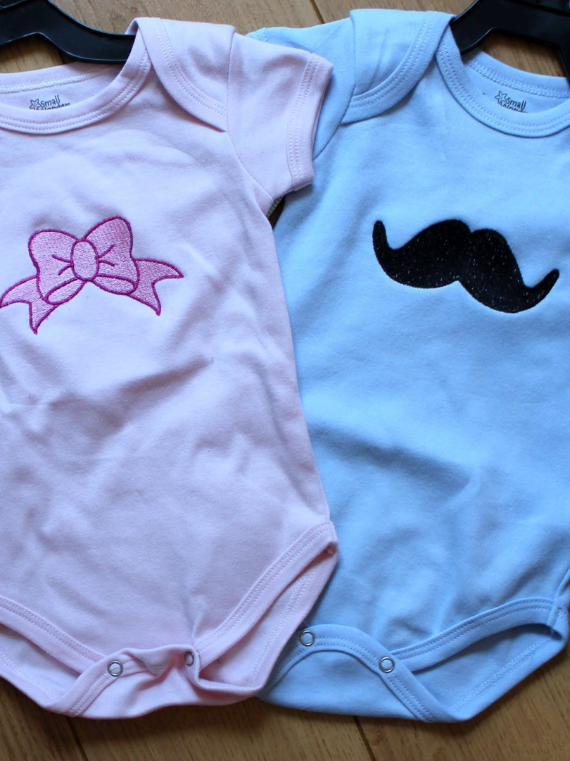Bow & Mustache