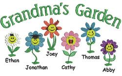 Garden Smileys
