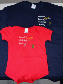 Daddy's Future Fishing Buddy