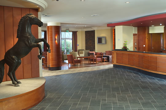 The Cheltenham Chase Reception