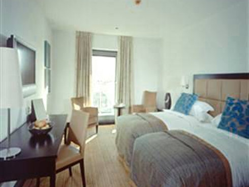Twin Room - The Nottingham Belfry £269pp