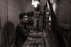 The Silk Weaver