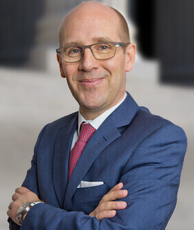 Peter Esders - Legal Director (UK) Judicare International Property Law Firm