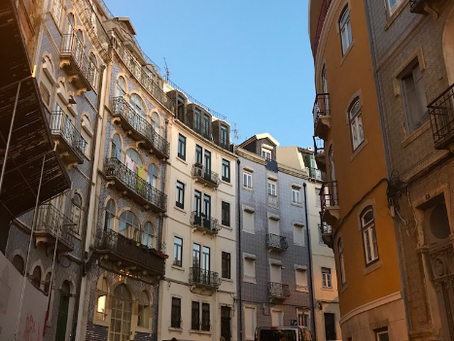 Villa Surveyors completes a Property Search in Lisbon