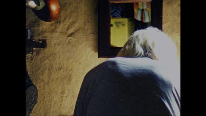 Baba Dana Talks To The Wolves / film still