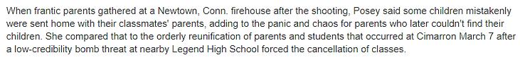 kids sent home with classmates parents.p