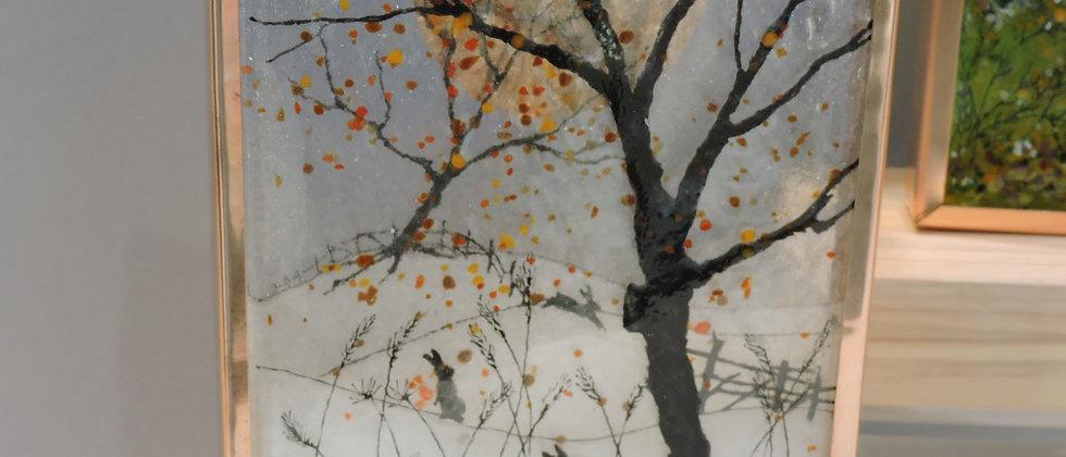 Four Seasons Bunny - Winter