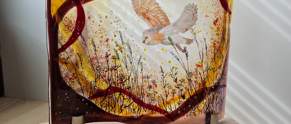 Autumn Haze Owl