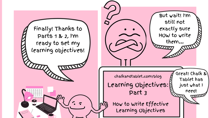 Learning Objectives: Part 3